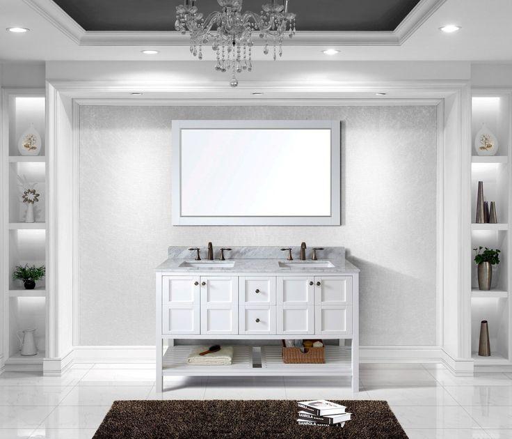 24 best bathroom vanities sinks images on pinterest for Bobs furniture bathroom vanity