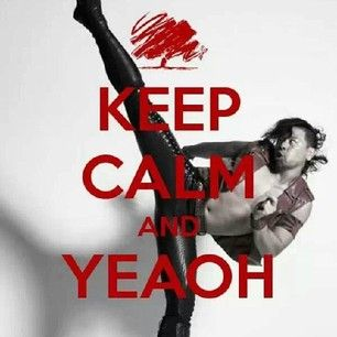 KEEP CALM AND YEAOH