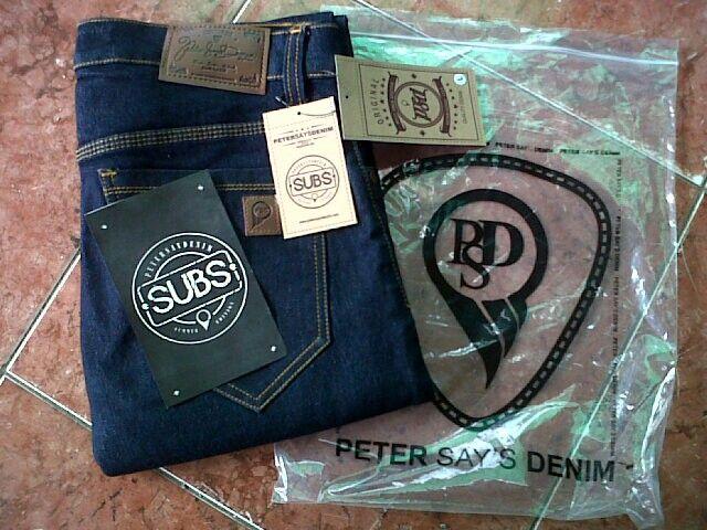 jeans psd biru dingker