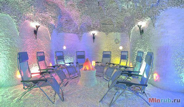 Галокамера - соляная комната как бизнес идея на миллион. Перспективная бизнес идея в сфере услуг и здорового образа жизни.