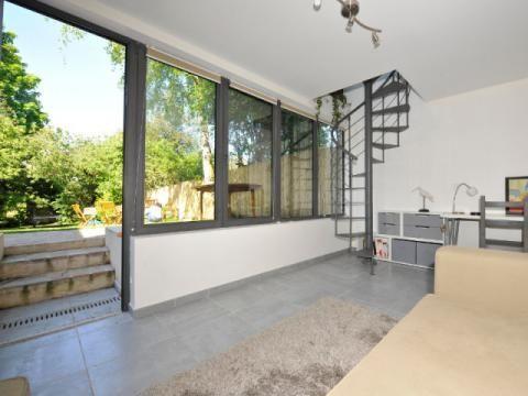 Extension : Une véranda sur deux niveaux pour agrandir une maison en ...