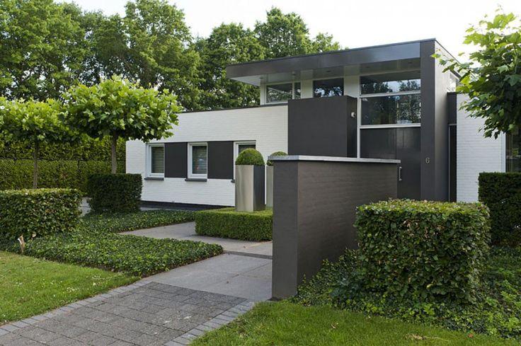 Inspiratie  39 voorbeelden van strakke tuinen   Huisentuinmagazine nl   Idee u00ebn voor de tuin