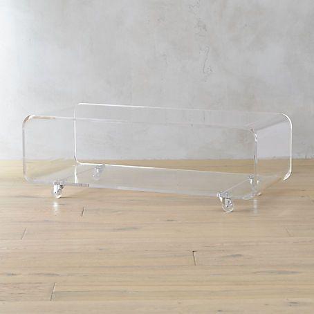Peekaboo acrylic coffee table - 25+ Best Ideas About Acrylic Coffee Tables On Pinterest Grey