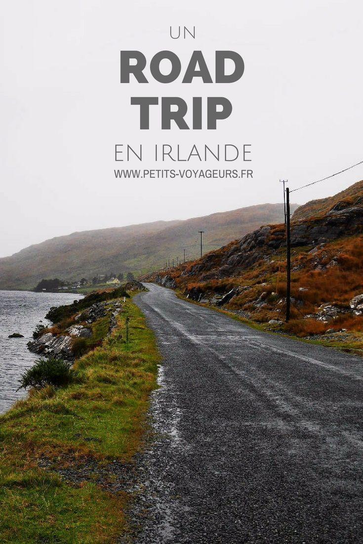 Road trip en Irlande sur les routes du Connemara et du pays de Joyce.