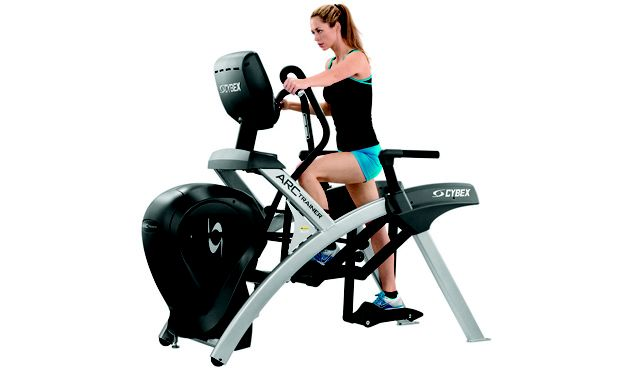Cardio Fast Lane: 25-Minute Arc Trainer Workout. Must admit, this is a great machine for cardio!