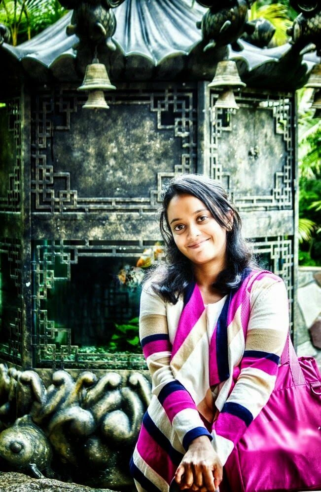 Anuja Chandramouli: The Hopeless Blogger!: An Interview for New Asian Writing (Online Asian L...
