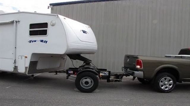 Meet The Most Technologically Advanced Towing System For Hauling 5th Wheel