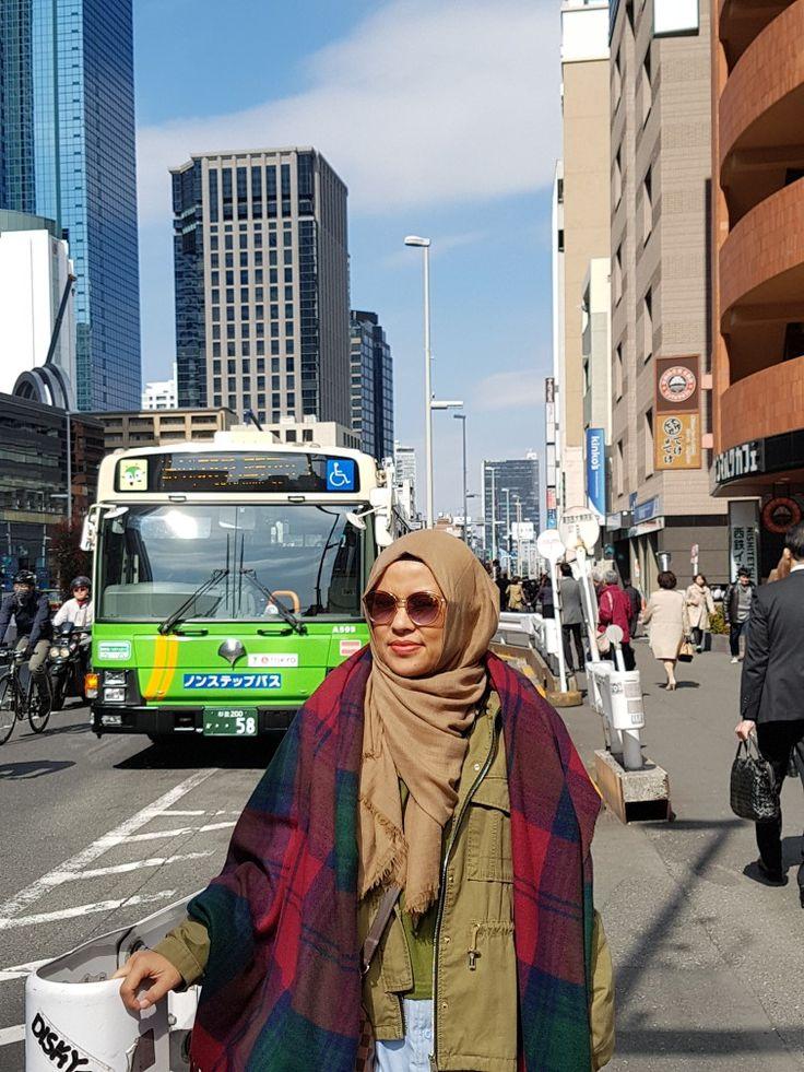#hijabers #shinjuku #tokyo