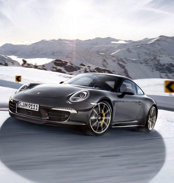 2013 ,Porsche, Carrera 4,car, fast, photography, winter, 911,all-wheel drive,2013 Porsche Carrera 4