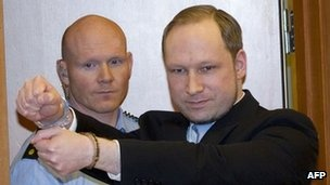 Breivik. Sane or insane. Expert studies 1:1, court to draw (right) conclusion :o