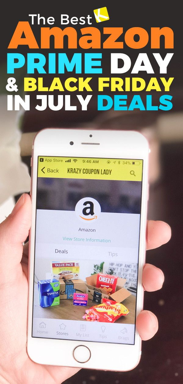 27 best the krazy coupon lady app images on pinterest budget 17 amazon prime day shopping tips you need to know for 2017 fandeluxe Images