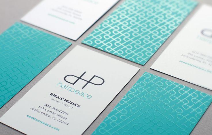Hair Peace Salon | Stephanie Ward Design