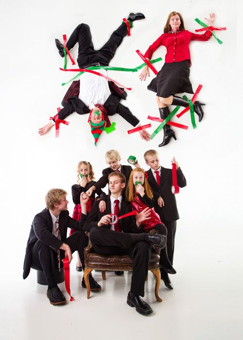 funny teenager christmas card ideas | ... christmas card ideas family looking for a unique idea for christmas