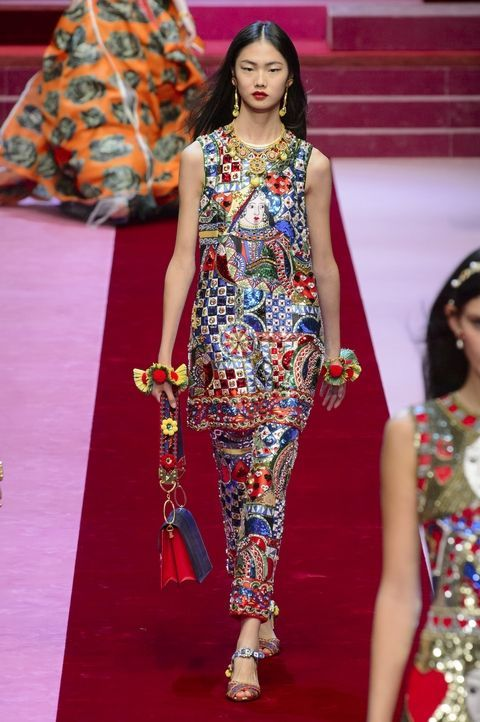 Dolce & Gabbana Spring Summer 2018