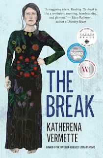 Books and Quilts: The Break by Katherena Vermette