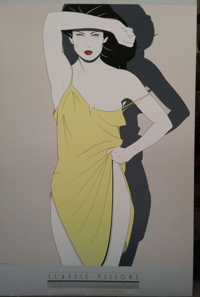 Patrick nagel signed   Art, Art from Dealers & Resellers, Prints   eBay!