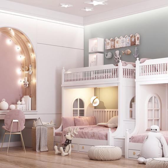 Pin Auf Meerjungfrauen Schlafzimmer