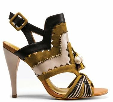 Cinderella's Closet is going to MAGIC to scout out the latest shoe fashions! Like this shoe from Blond Ambition!: Blondes Ambition
