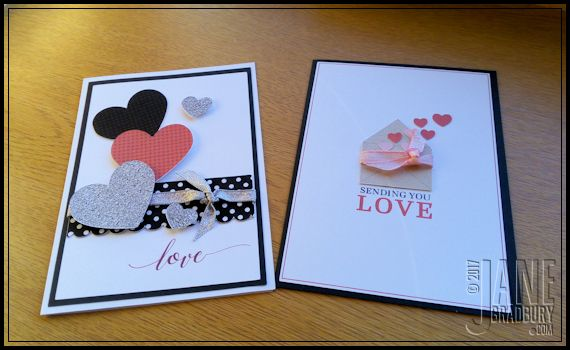 Valentine Cards | Print and Cut with PaintShop Pro and  Silhouette Cameo