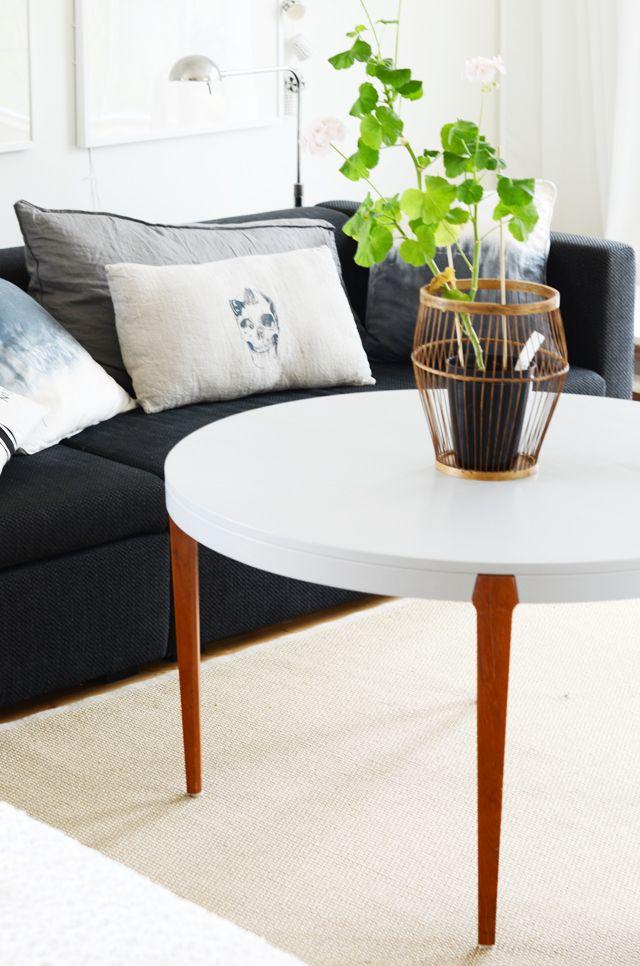 Bildresultat för måla om teakbord