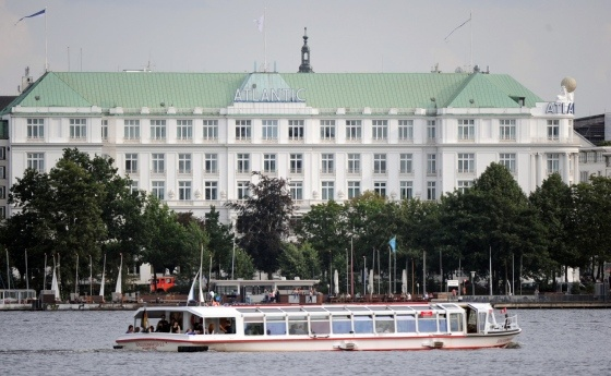 Hotel Atlantic in Hamburg - Grand-Hotel-Flair auf vier Etagen - Bild 1 - Hotel Atlantic - Reise - sueddeutsche.de