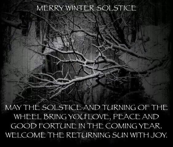 The Wheel of the Year | Winter Solstice; Yule                                                                                                                                                                                 More