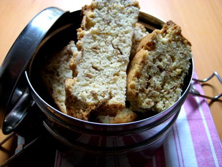 South African rusks..also called beskuit