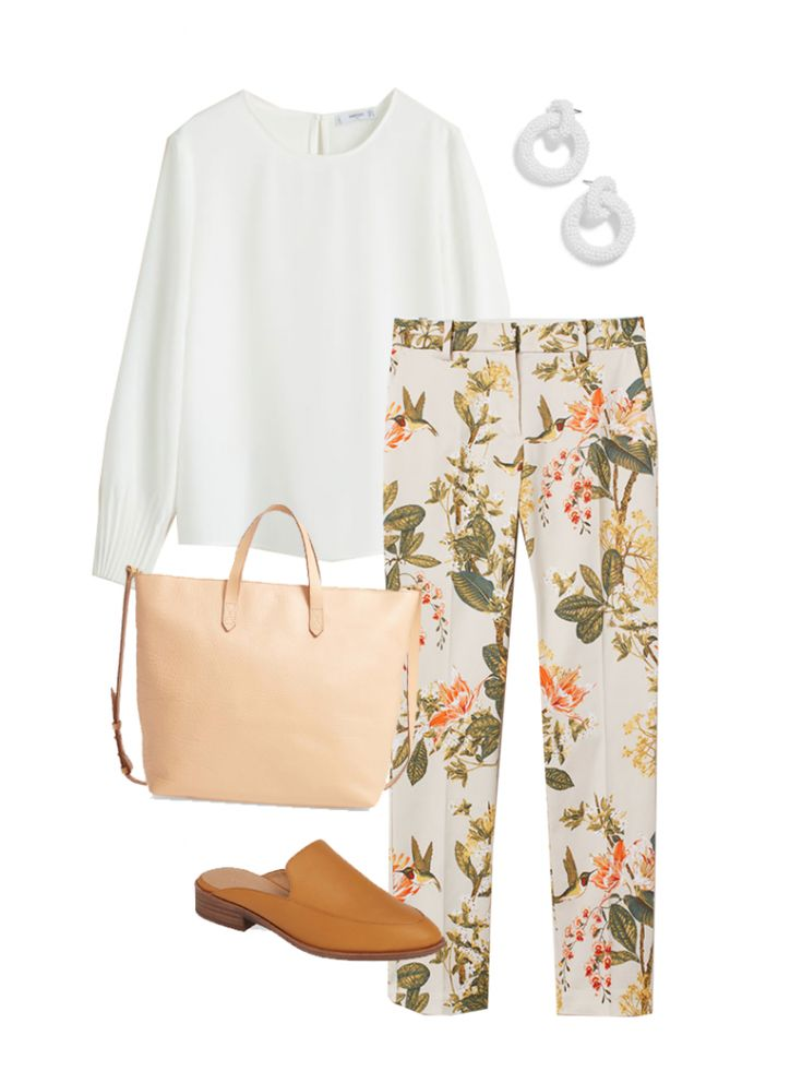 All of The Outfits We're Wearing to Work This Spring | The Everygirl