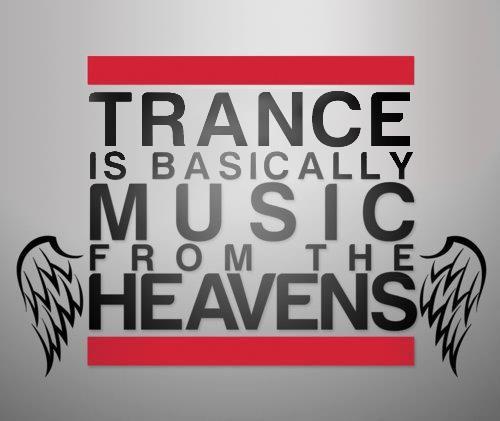 trance music.