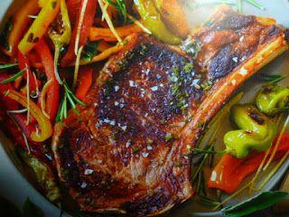 un mondo di ricette: bistecca di manzo