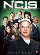 NCIS - Kausi 8 (6 disc) - DVD - Elokuvat - CDON.COM