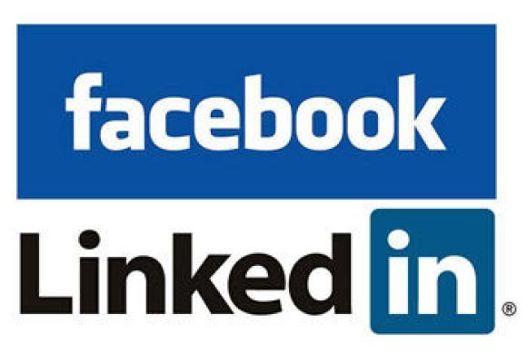 LinkedIn Private InMail vs Facebook At Work for colleagues