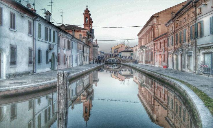 Comacchio..FERRARA
