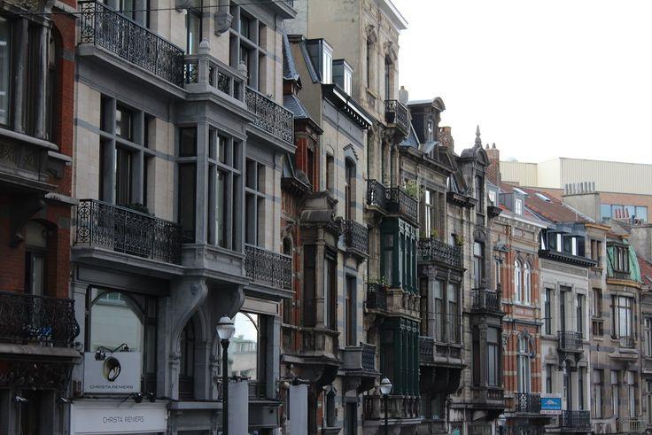 Me encanta ese pellizco bohemio de Bruselas