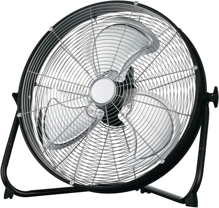 "Aire One FE50-T5 High Velocity Fan, 20"", Black"