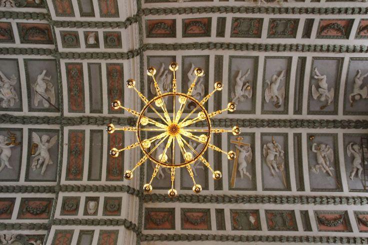 Leuchter, barocke Lichtquelle