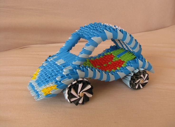 Autko origami
