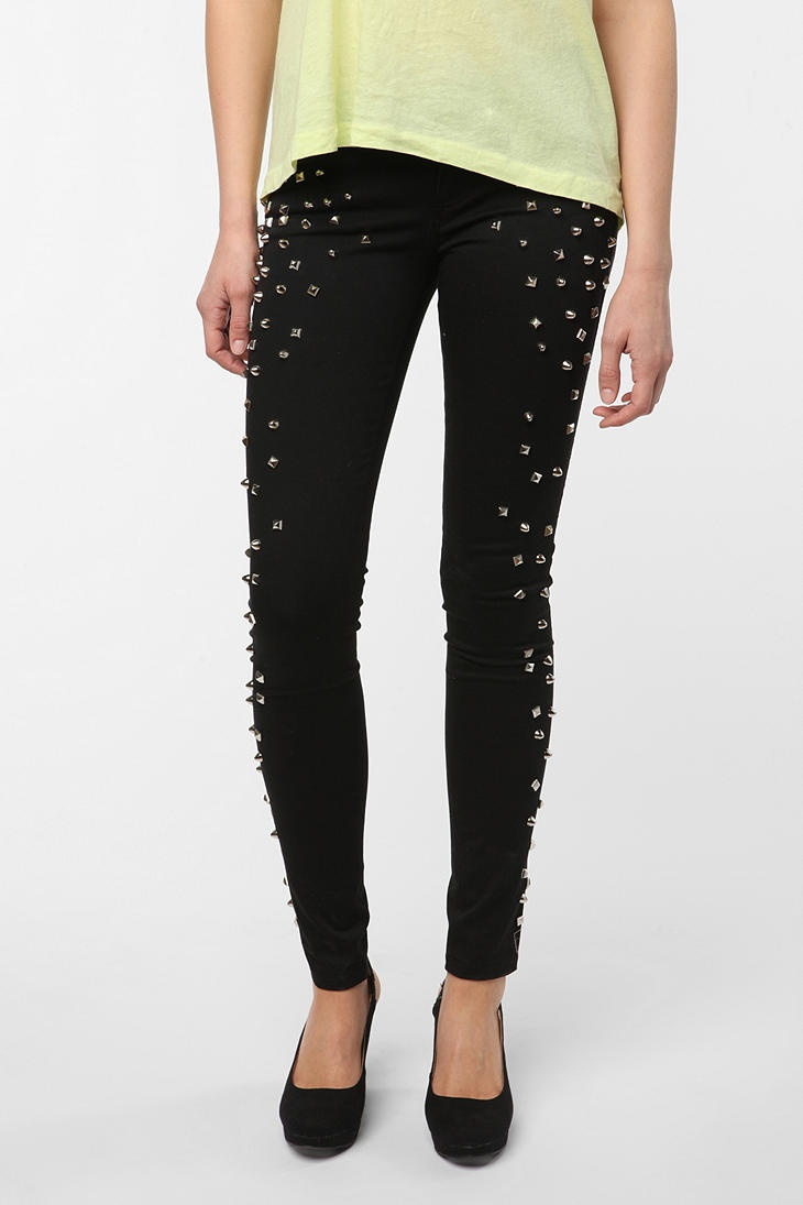 Tripp NYC Studded Jean Online Only