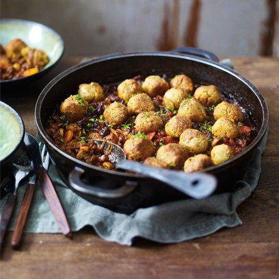 Heston Blumenthal's beef and dumplings | Easy dinner recipes | Red Online