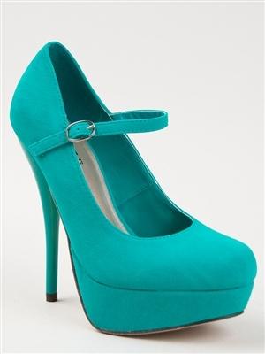 Glaze NICOLE-17 Classic Mary Jane Pump | Shop Glaze Shoes