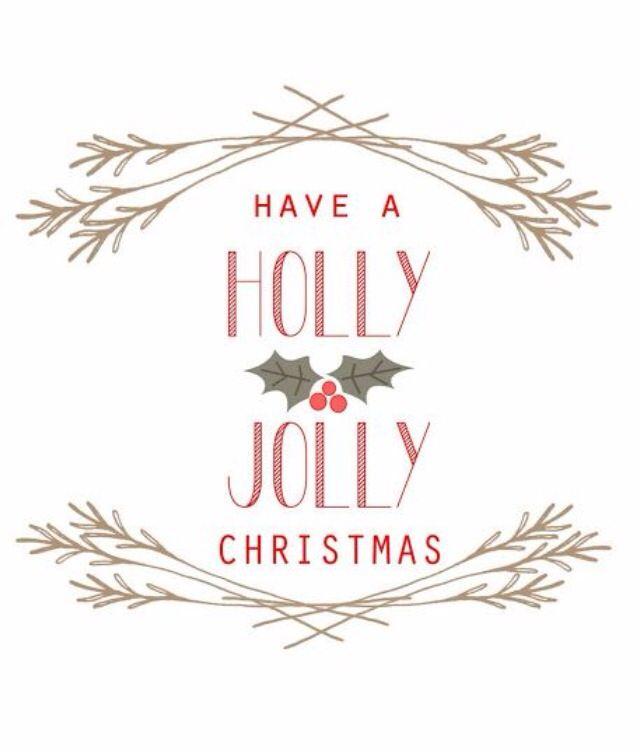 ⛄️ MERRY CHRISTMAS