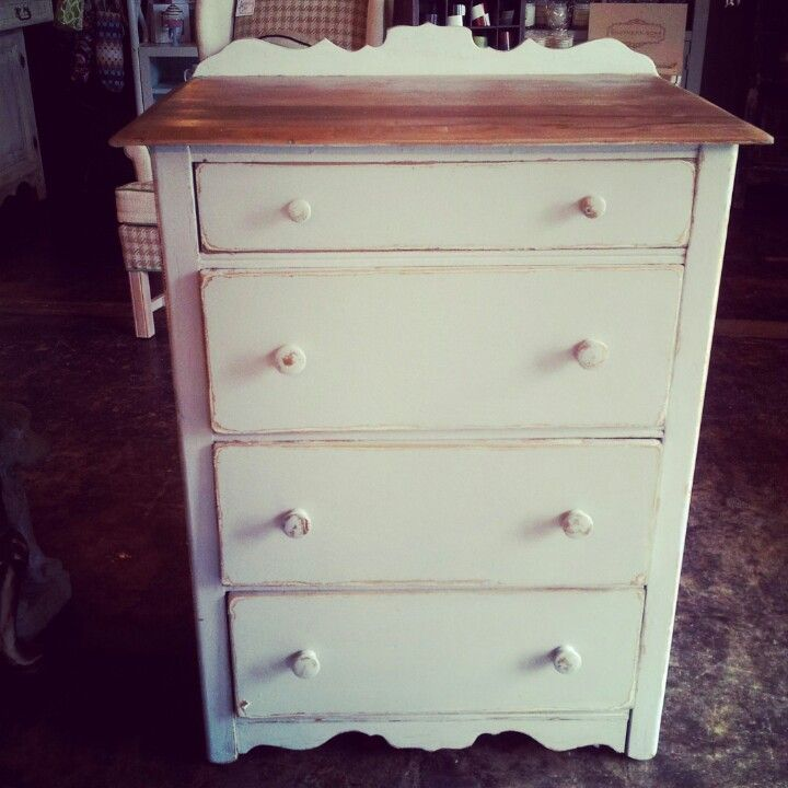 Distressed White Chest Of Drawers 105 Home Decor
