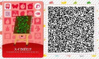 Animal Crossing QR Code blog Garden, Harvest moon theme ect.. :)
