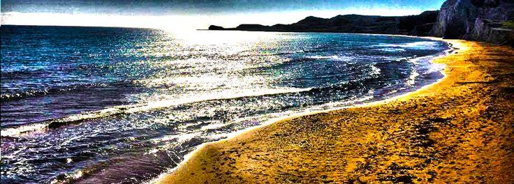 Xii beach Kefalonia Lixouri