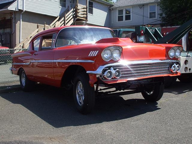1958 Chevy Gasser