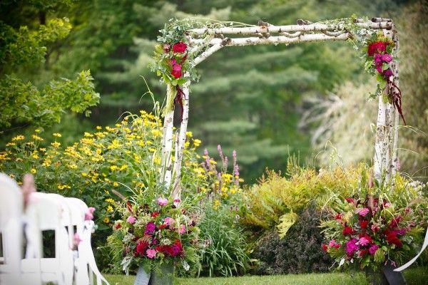 25+ Best Ideas About Wedding Arbors On Pinterest