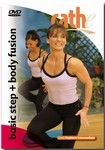 Basic Step + Body Fusion DVD I absolutely love this lady, very pleasant unlike jillian michaels, bought the beginner step dvds and couldn't make it through the whole thing! I was sweating more in 15 min than my 4.0mph half hour walk on my treadmill.