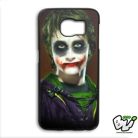 Joker Potter Samsung Galaxy S6 Edge Case