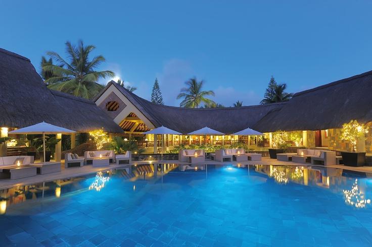 The Pool at Royal Palm - Mauritius