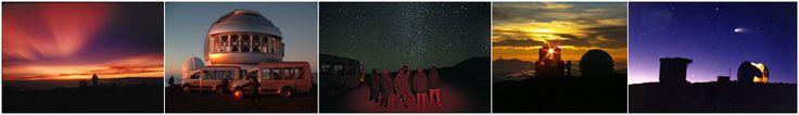 Stargazing at the Maunea kea summitt tour!